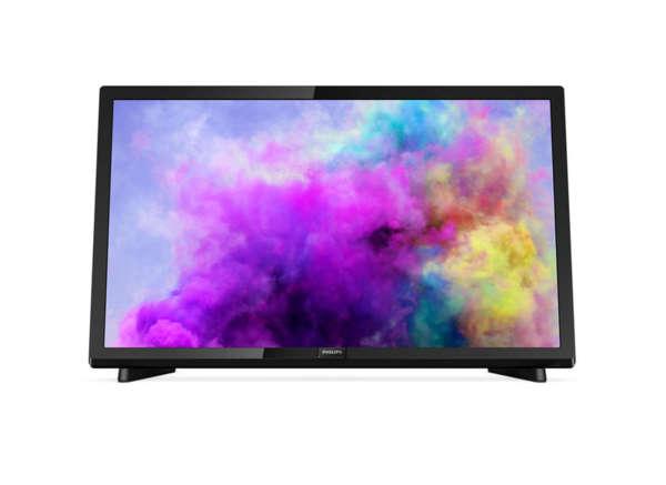 Телевизор Philips 22PFS5403/12 , 1920x1080 FULL HD , 22 inch, 56 см, LED